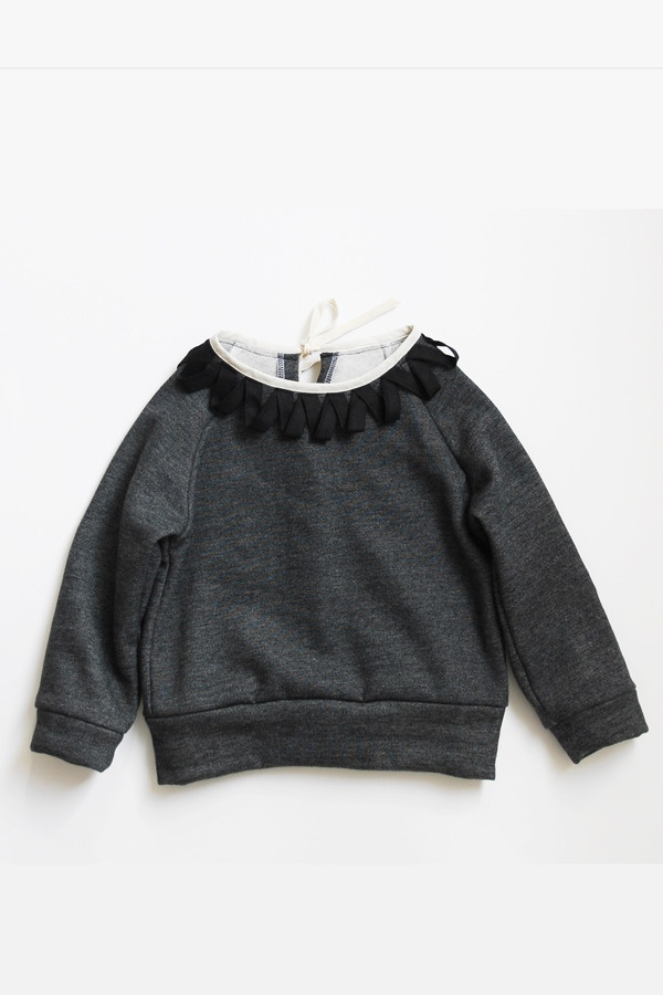 Love: Lieschen Mueller Organic cotton sweater