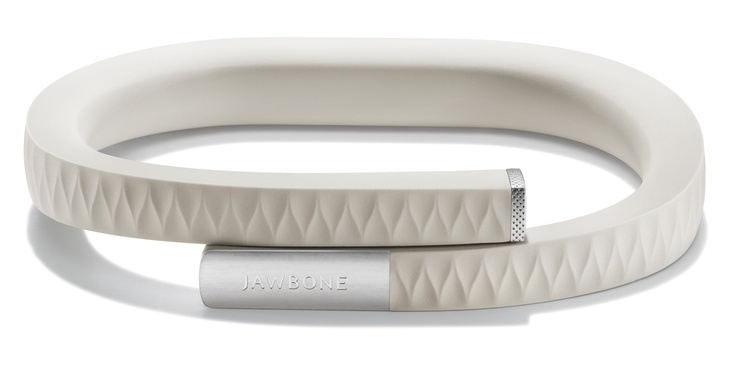 Jawbone UP. Would love to see what one of these says about my sleep!