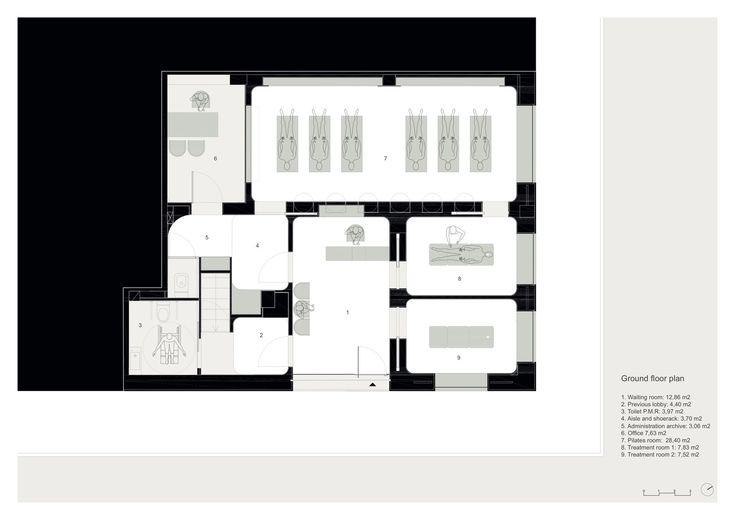 Galería de Clinica Fisio / CUAC arquitectura - 19