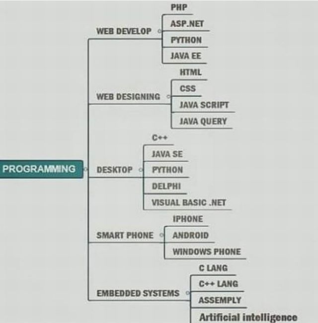 Programming language  #webdeveloper #development #bussines #startup #world #desktop #www #payton #java #javascript #jquery #html5 #css3 #php #like4follow #software #hardware #computer #game