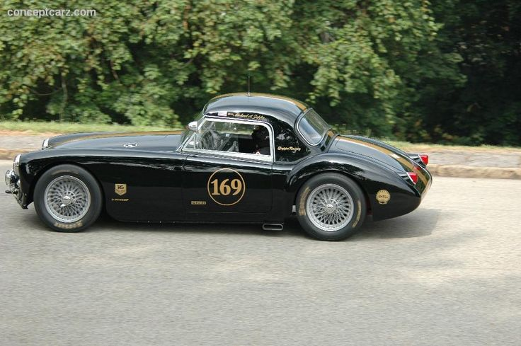 1959 MG MGA...for if my V8 cannot be mine some day..i'll settle for this :-)