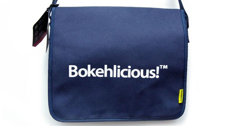 Image of Bokehlicious? Messenger Bag, DigitalRev, Bokehlicious, Messenger Bag…