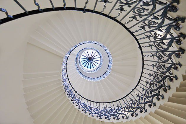 Fabulous Collection Of 22 Spiral Staircase Photos