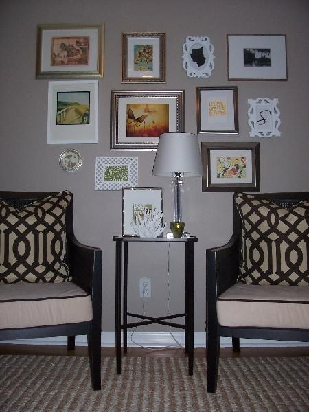 Wall Color Sherwin Williams Perfect Greige