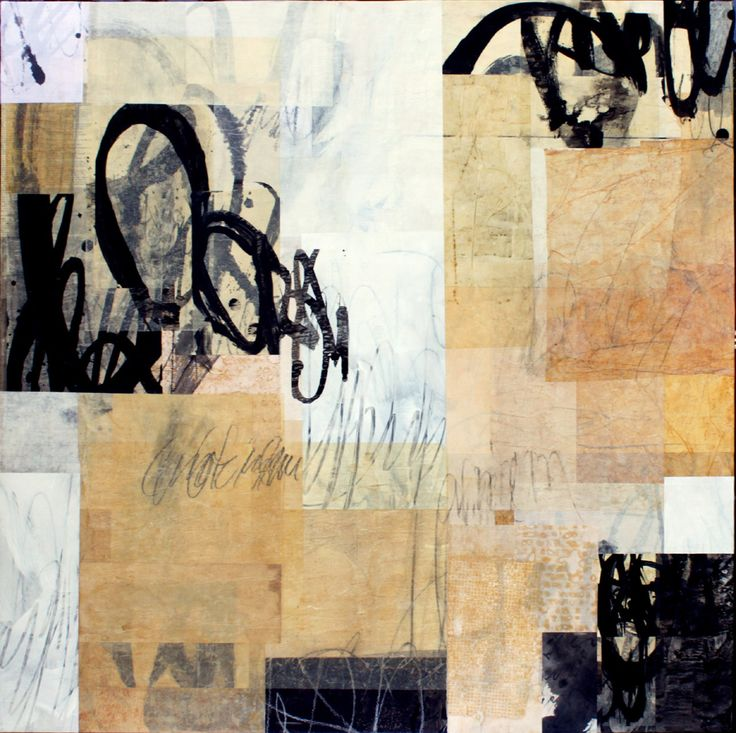 "just another masterpiece: dailyartjournal: Diane Clark, ""Revision 57"",..."