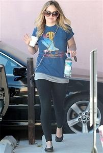 Yosi Samra Glitter Cap Toe Studded Flat as Seen On Hilary Duff