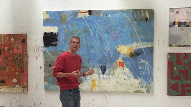 Nicholas Wilton narrates his upcoming June 2015 exhibition at the Caldwell Snyder Gallery in St. Helena, California.