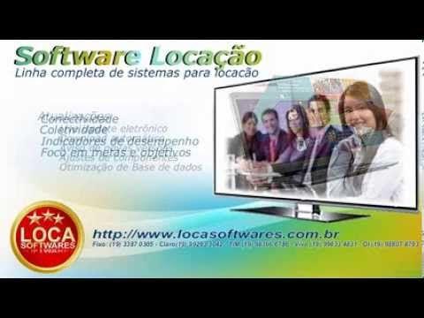 Software locação software para locação