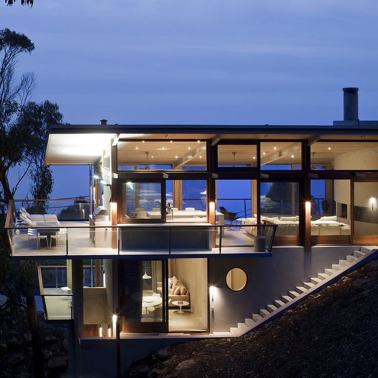 Robert Mills Architects And Interior Designers - Ocean House