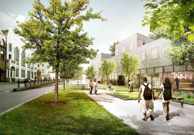 'Sundbyen' Harbor Front Proposal / JAJA Architects 'Sundbyen' Harbor Front Proposal (4) – ArchDaily