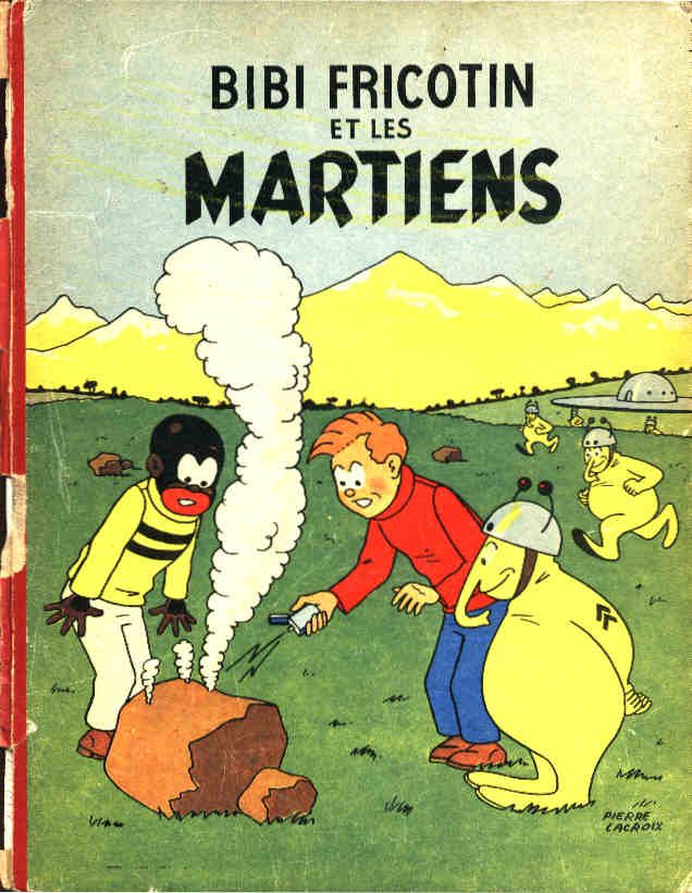 Bibi Fricotin et les Martiens (1955)