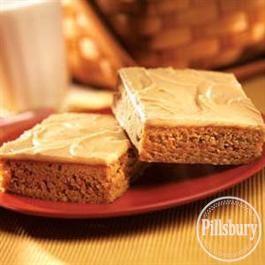 Peanut Butter Brownies from Pillsbury Baking