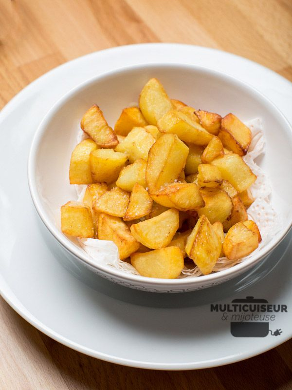 Pommes de terre sautées (frites) au multicuiseur                                                                                                                                                                                 Plus