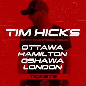 Tim Hicks - Riser Tour Interview