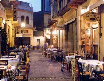 thessaloniki greece | Taste of Thessaloniki, Greece. On my bucket list in memory of my ...