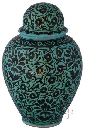 Iznik Ceramic Jar