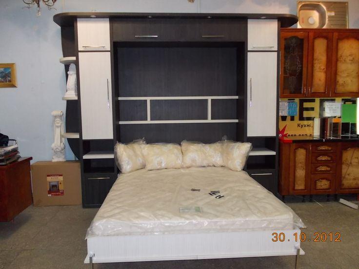 Шкаф-кровати (откидные кровати). Образец на витрине!!! | Sumy Forums