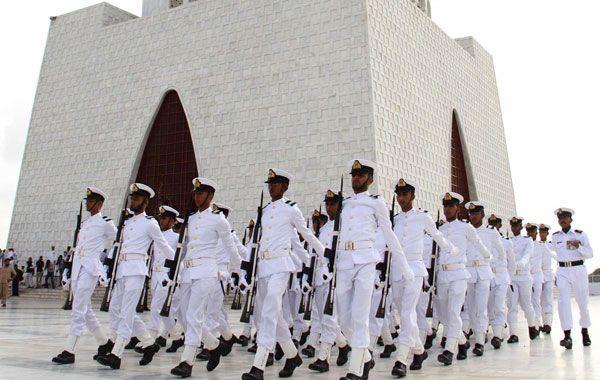 Pakistan Independence Day Parade | ... celebrations of the Independence Day in Karachi, Pakistan. (EPA
