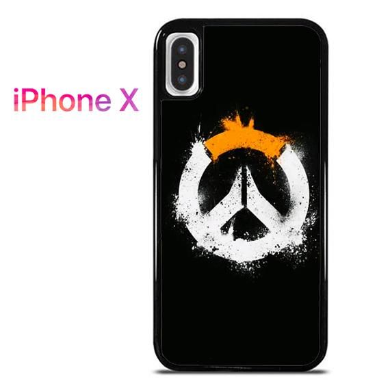 Overwatch Logo for iPhone X | Iphone, Overwatch, Logos