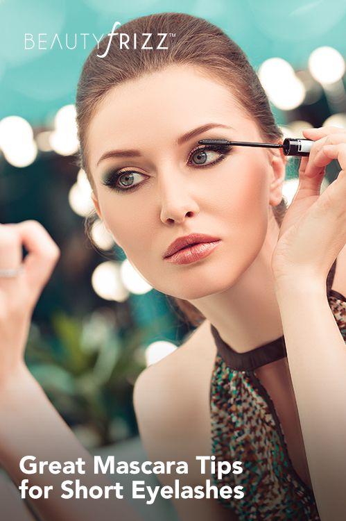 Great Mascara Tips for Short Eyelashes