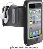 Belkin - FastFit Arm Band for Apple® iPhone® 4 - Black - F8Z611TT - Best Buy