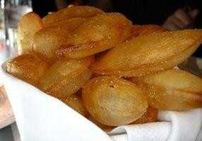 Pommes de terre soufflées - Recettes - Cuisine française