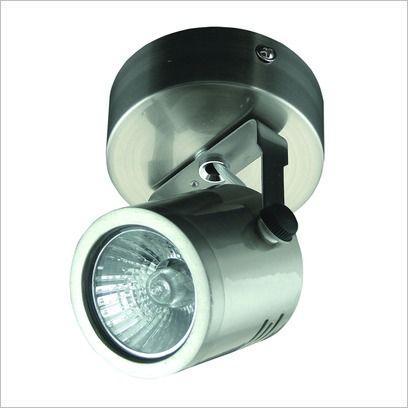 Adjustable One Light Ceiling Spotlight Domus $30