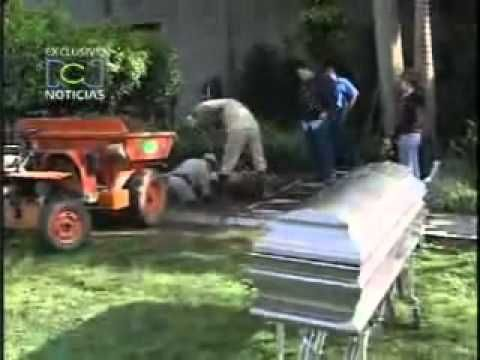 The Exhumation Of Pablo Escobar's Body