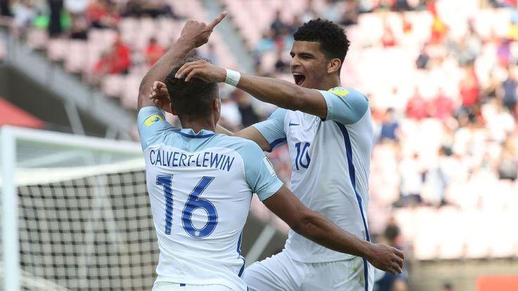 Dominic Calvert-Lewin, Demarai Gray, Dominic Solanke in line for England call
