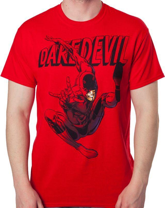 Daredevil T-Shirt - Superhero T-Shirt