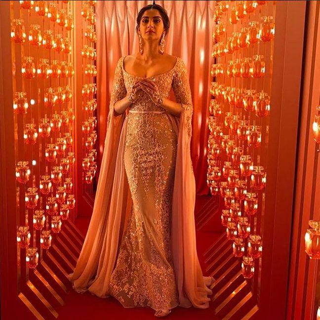 Sonam Kapoor In Cannes 2017