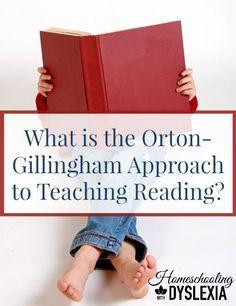What is Orton Gillingham