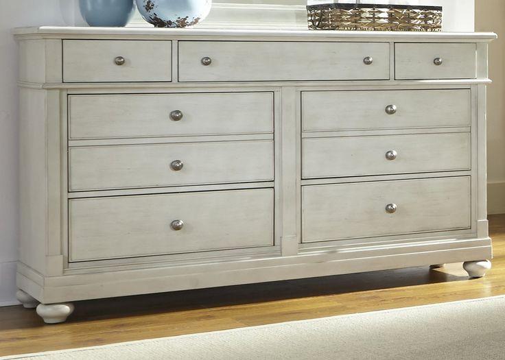 Baroncourt 7 Drawer Dresser & Reviews | Birch Lane