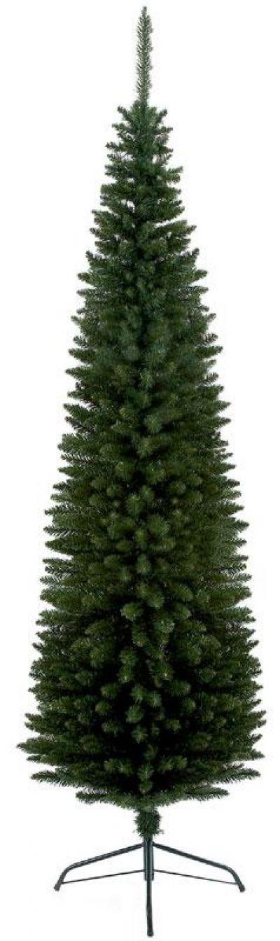 Premier Pencil Pine Slim Artificial Christmas Tree