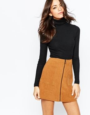 New Look | New Look Rib Turtleneck at ASOS