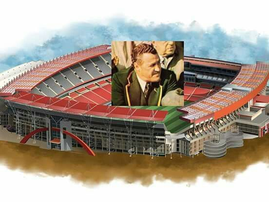 RIP Jannie le Roux. Played a huge role in Ellis Park Stadium and did a lot for Transvaal Rugby. Condolences to the Le Roux family.