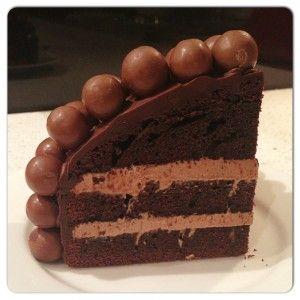 Gâteau Maltesers7