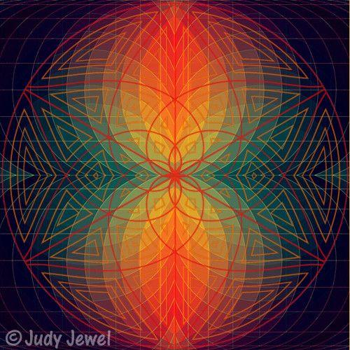Sacred Geometry JudyJewel.com: