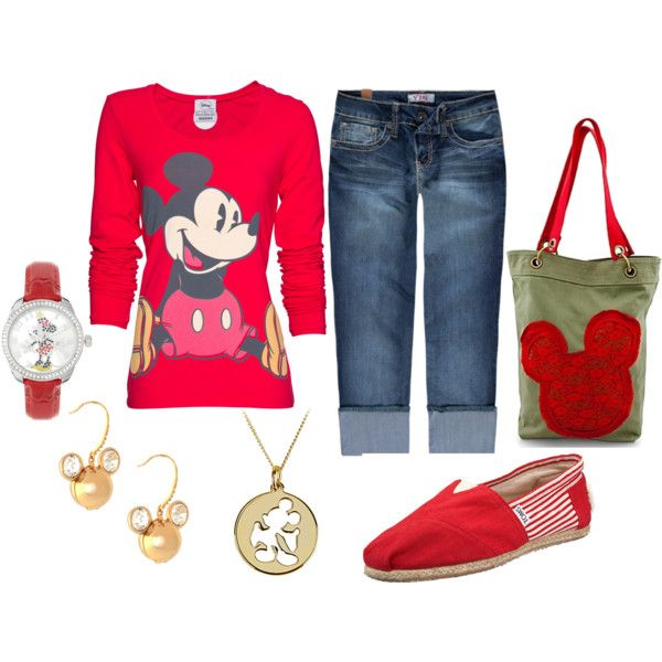 Perfect Disney outfit for Carey Miller! Made this laughing then realized I would totally wear this! Not shocking!