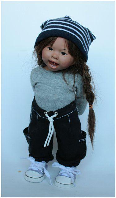 Ателье для Вихтелят :)...Вихтели Rosemarie Anna Muller. / Коллекционные куклы Rosemarie Anna Muller / Бэйбики. Куклы фото. Одежда для кукол