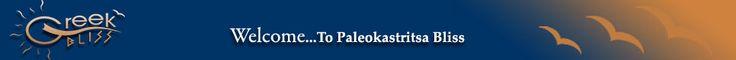 Paleokastritsa Google map | Corfu