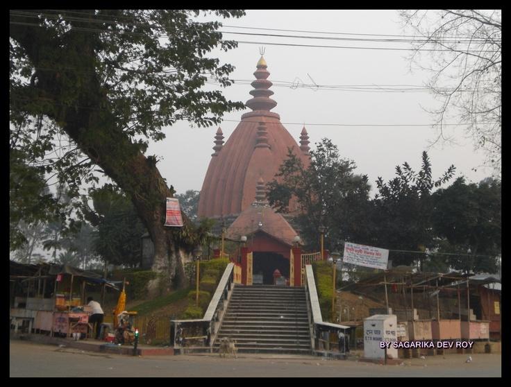 Shiva Dol(temple) in Sivasagar