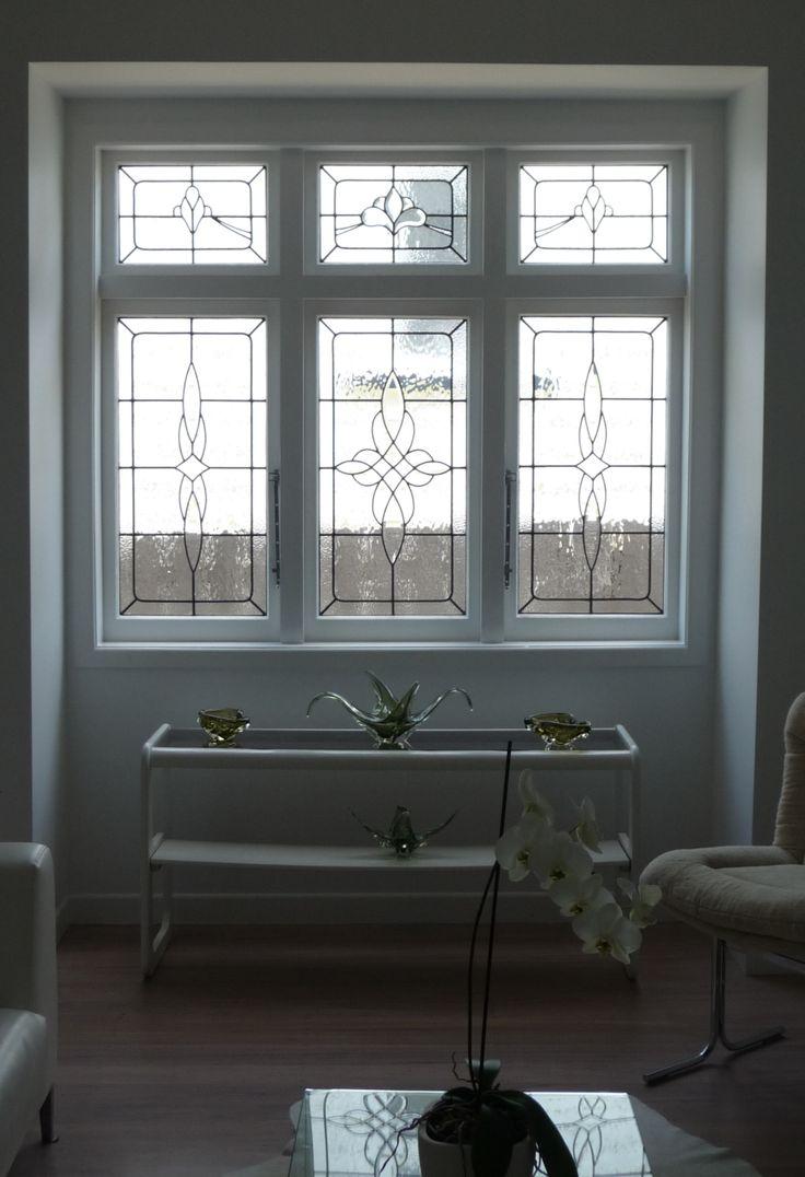 Lead light windows - Auckland