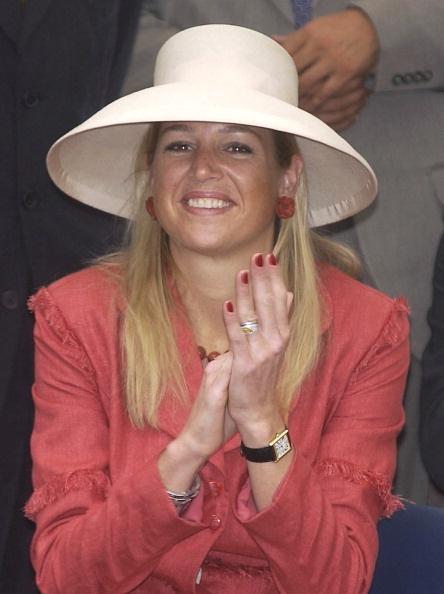 Princess Máxima, March 25, 2003