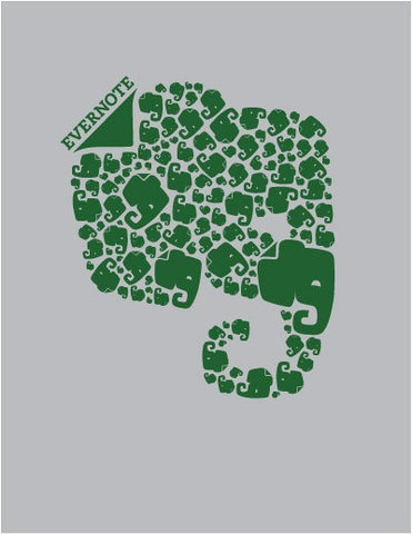Evernote is a great resource to compile the million different things, notes, ideas, etc. you want to keep track of  #evernote #organize