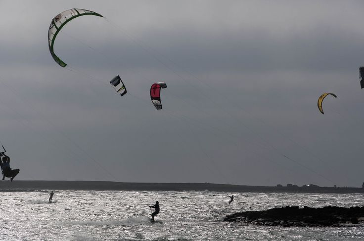 Kitesurfers Head over to Fuerteventura to stumble on a flawless coastline with emerald green waters and around 150 km of…