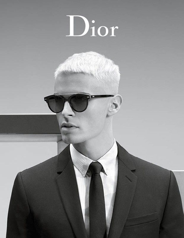 Baptiste Giabiconi by Karl Lagerfeld for Dior Spring/Summer 2016 Campaign