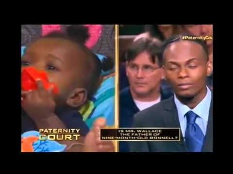 Paternity Court March 25, 2016