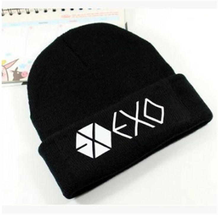 $8.79 (Buy here: https://alitems.com/g/1e8d114494ebda23ff8b16525dc3e8/?i=5&ulp=https%3A%2F%2Fwww.aliexpress.com%2Fitem%2FKpop-exo-women-with-hats-caps-winter-hat-unisex-outdoor-snow-Flexible-black-caps-Hip-Hop%2F32695414099.html ) Kpop exo women with hats caps winter hat unisex outdoor snow Flexible black caps Hip Hop Cap Skullies k-pop EXO daily hot for just $8.79