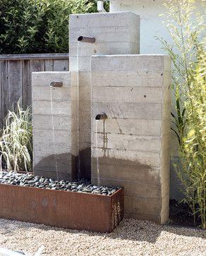 Parlette Residence - contemporary - patio - san francisco - WA design